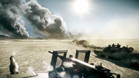 Battlefield 3 game firm accused of violating privacy rights