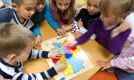 Putting Bavarian housewives before disadvantaged children