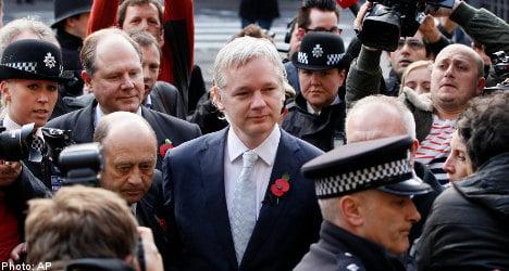 UK court greenlights Assange extradition