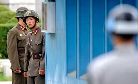 Koreans look to Germany for reunification advice