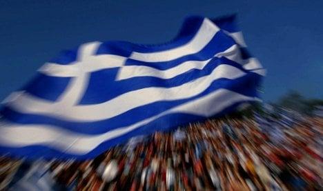 Merkel to join crisis talks on Greek vote threat