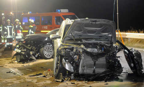 Driver fled after causing deadly head-on crash