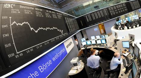 Deutsche Börse to sell derivatives businesses
