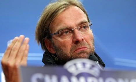 Dortmund face crunch match in Europe
