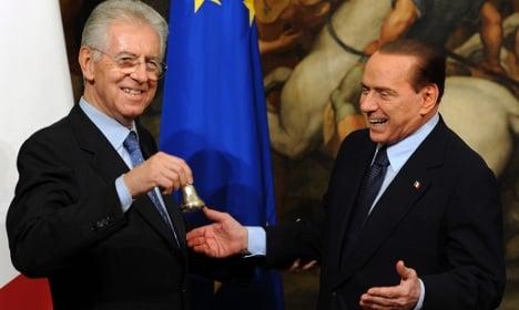 Merkel urges Monti to pass 'crucial' reforms