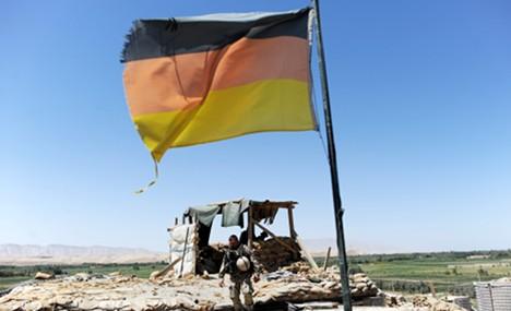 Afghanistan to see German troop drawdown