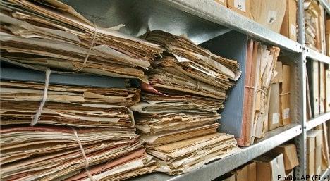 Pressure mounts to open Sweden's Stasi archive