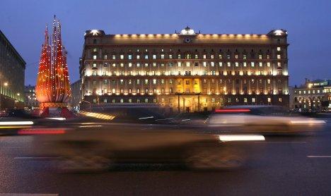 German diplomat falls for alleged Russian secret agent