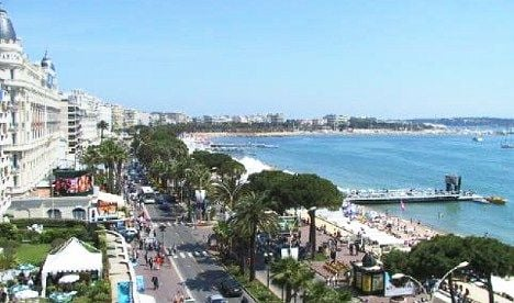 French Riviera locked down for G20 summit