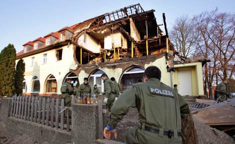 Neo-Nazi robbers linked to kebab shop killings