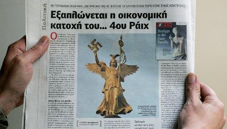 Germans defend Greek honour amid debt crisis