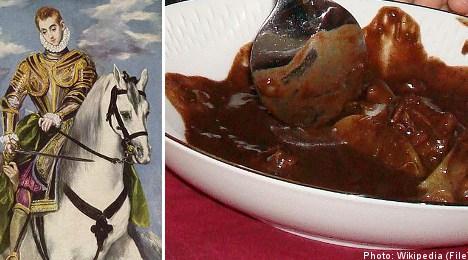 Celebrating St. Martin: blood soup, anyone?