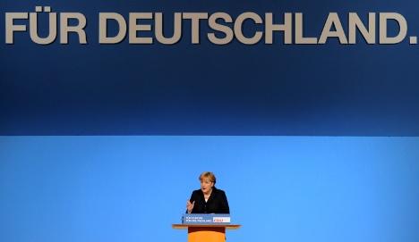 Merkel says Europe facing 'hardest' hour
