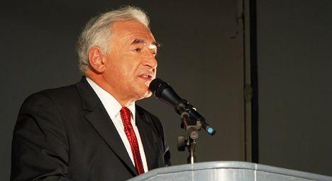 French press hounding broken man: DSK lawyer