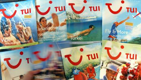 TUI asks Greek hotels to promise to take drachma in the worst case