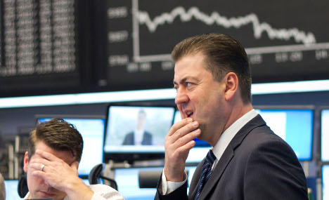 Greek referendum plan shakes financial markets
