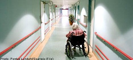 Juholt demands stricter controls of elderly care