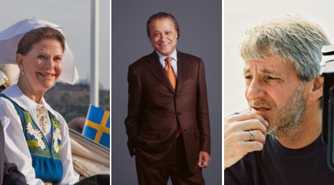 Sweden's ten most influential foreigners