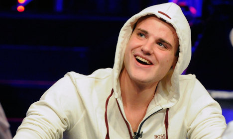 22-year-old German wins poker World Series