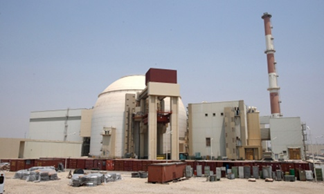 Germany to pressure Iran over nuclear programme