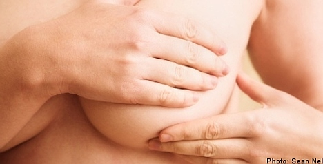 Swedish woman loses breast after misdiagnosis
