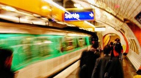 Oldest Paris metro line gets driverless trains