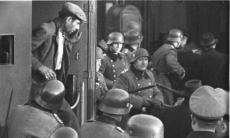 Survivors demand right to sue over Holocaust 'death trains'