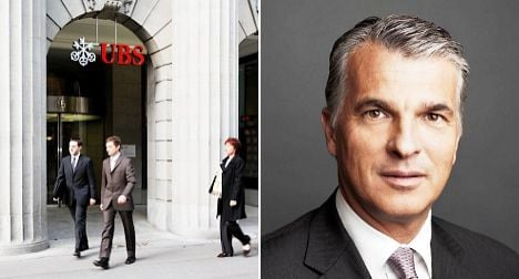 Ermotti takes the reins at scandal-hit UBS
