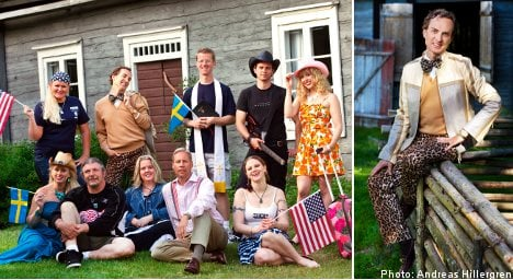 Swedish reality TV show brings Swedish-Americans back 'home'