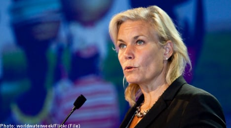 Minister slams aid report for 'anti-Israel' bias