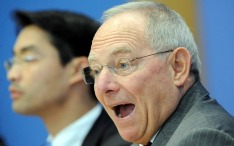 Germany to enjoy bumper tax revenue
