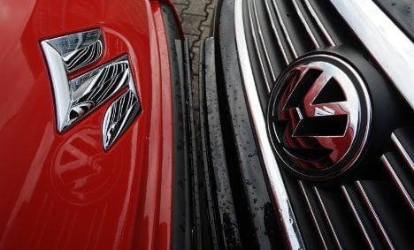 Suzuki cuts ties with Volkswagen