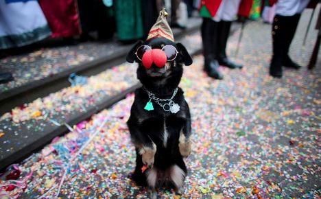 Karneval season kicks off at 11:11am