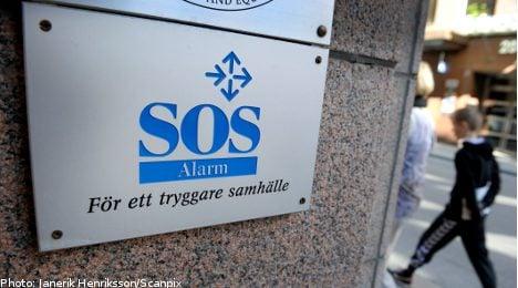 SOS Alarm has 'severe flaws': agency