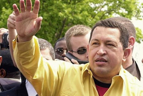 Carlos the Jackal was 'worthy heir': Chavez