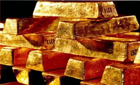 Bundesbank gold location kept secret