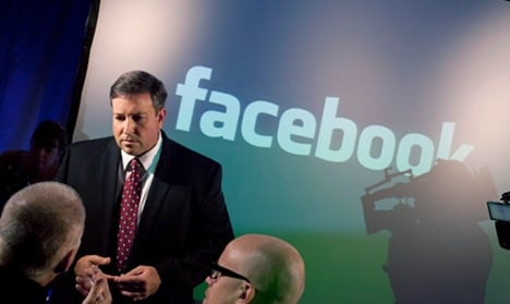 Data protection official accuses Facebook of new privacy breach