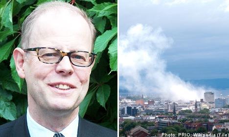 Swedish prof 'insinuates' Israel tie to Breivik attack