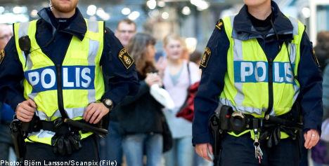 Terror raid based on 'vague' information