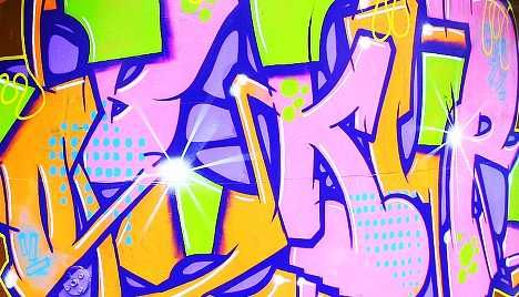 French graffiti artist fined in US