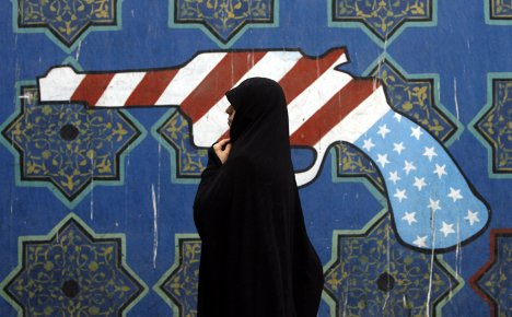Iran 'planning attacks on US bases in Germany'