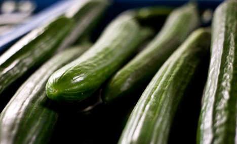 Spanish sue Hamburg for E.coli cucumber warning