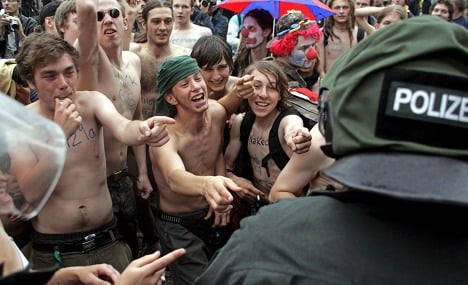 Detentions had 'chilling effect' on G8 protests