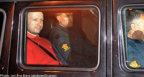 Breivik had Swedish mum's SIM card: report