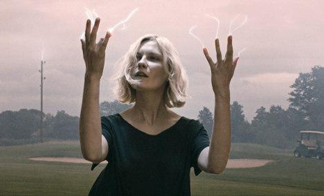 Von Trier's 'Melancholia' triumphs at European film awards