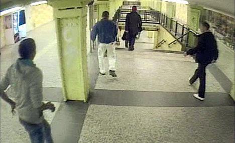 Teens jailed for brutal Berlin metro attack