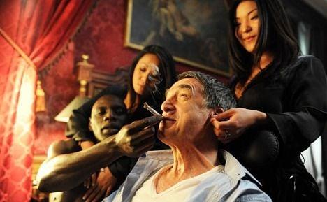French blockbuster star snubs Sarkozy