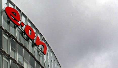EON takes €3-billion charge as prospects dim