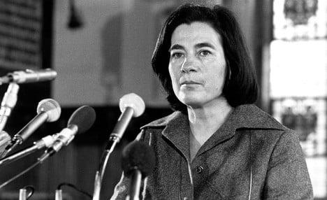 Renowned East German author Christa Wolf dies