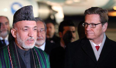Karzai slams Pakistan for boycotting Bonn talks